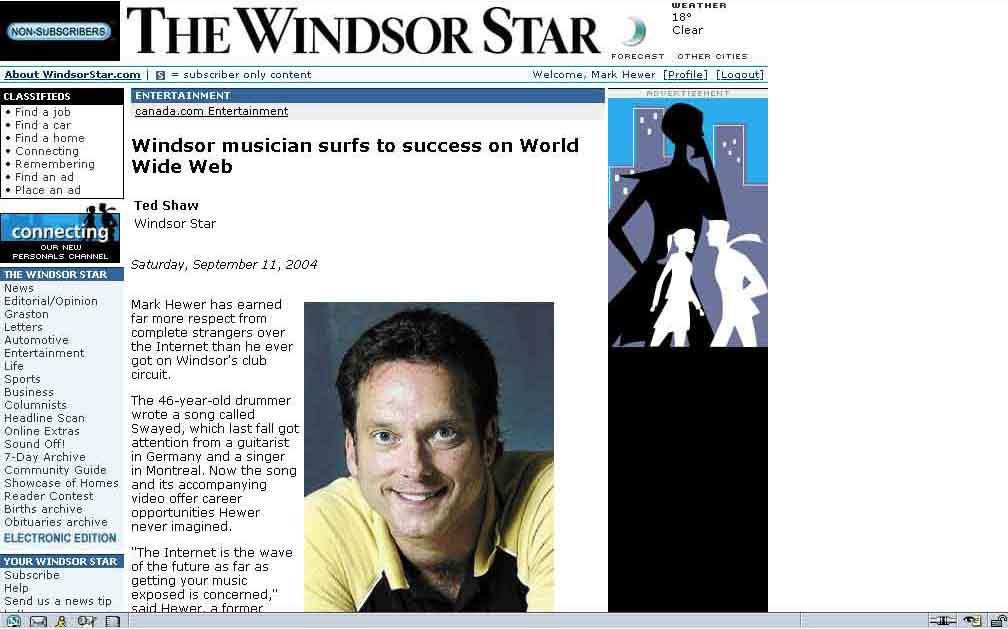 Windsor Star 50